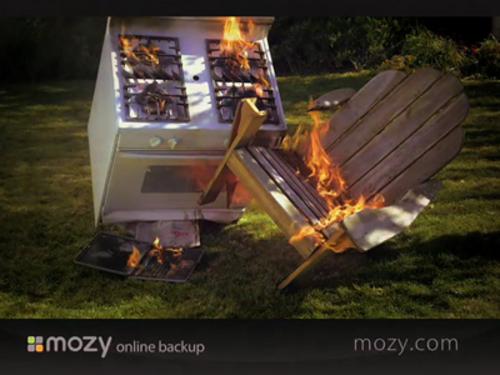 """Mozy """"Appliance"""""""