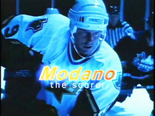 """NHL """"Modano"""""""